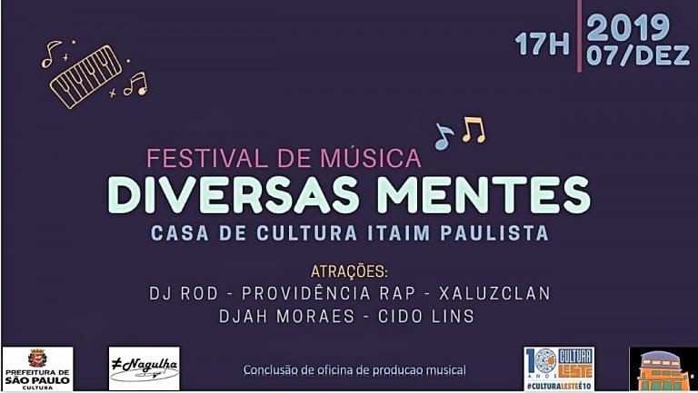 """Festival de Música – """"Diversas Mentes"""""""