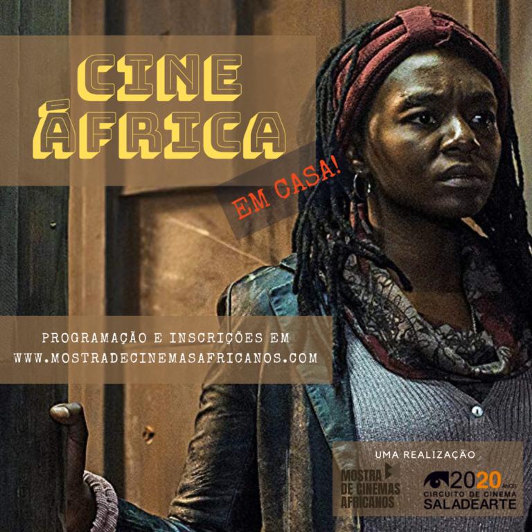 Cine África – Sessões virtuais de filmes africanos